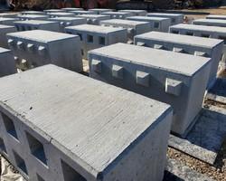 Bloc béton - Nîmes - TLS Recyclage
